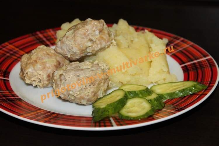 Рецепт вторых блюд из фарша в мультиварке