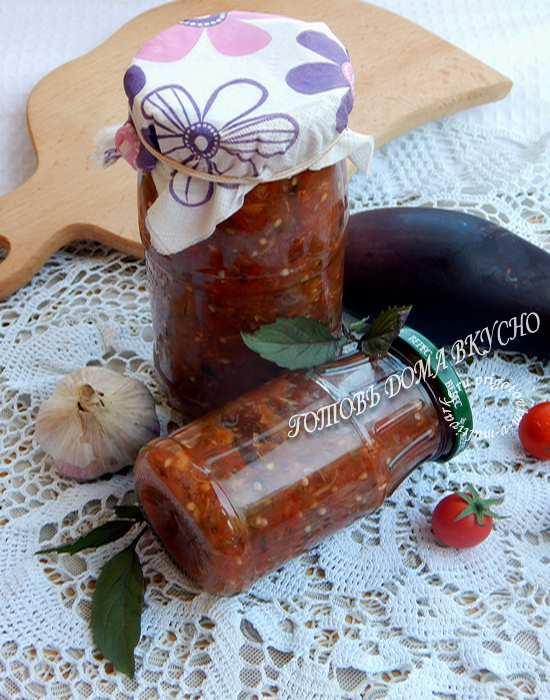 Томатный соус в мультиварке на зиму - рецепт с фото