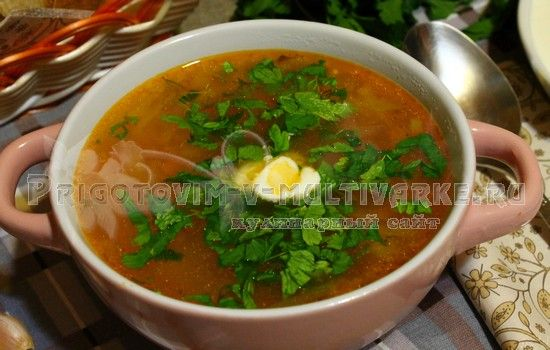 суп с гречкой и фрикадельками пошаговый рецепт с