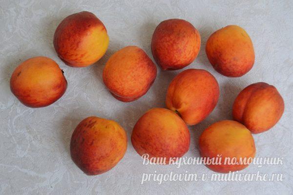 Персики для варенья