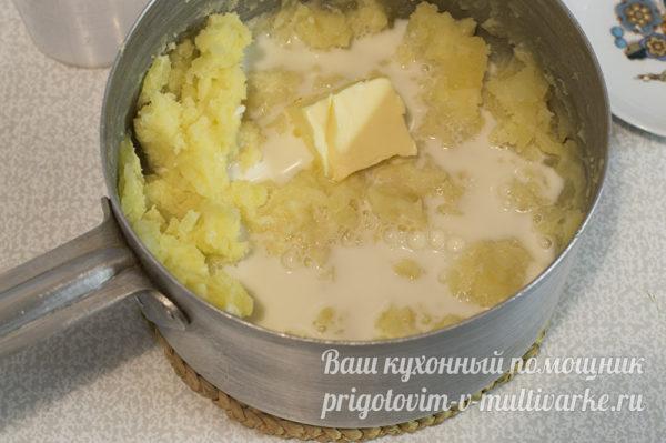 Размятый картофель