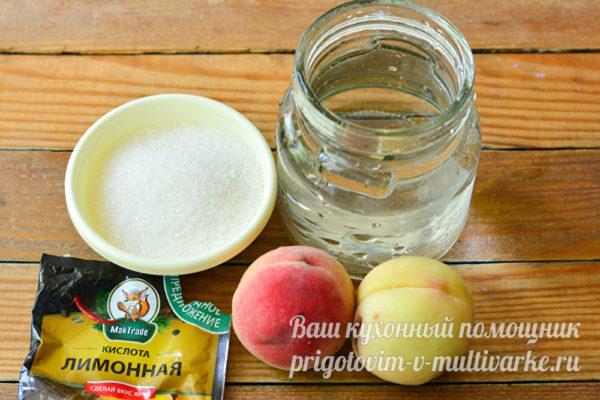 продукты для компота