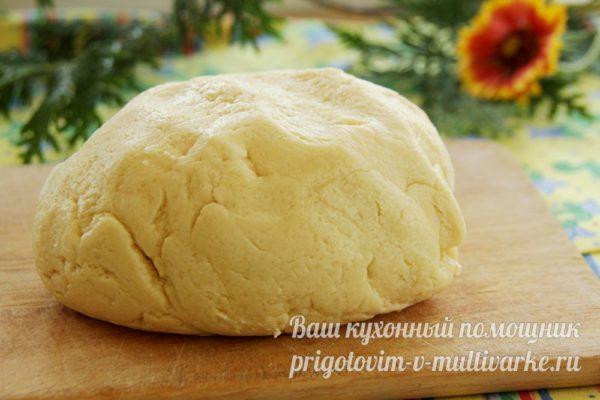 готовое песочное тесто
