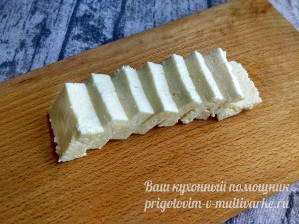 нарезка сыра