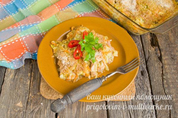 Кабачки с мясом в духовке, рецепт быстро и вкусно с фото
