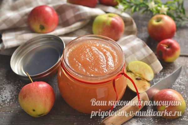 Яблочное повидло в домашних условиях, простой рецепт с фото