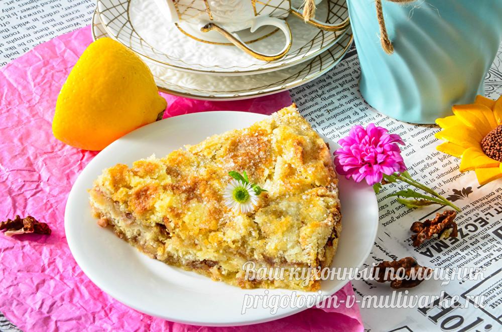 Яблочный пирог по-болгарски