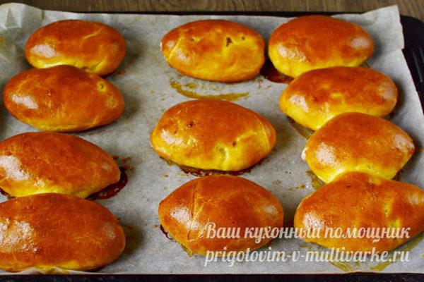 готовые пирожки