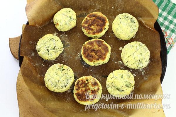 выпекаем сырники
