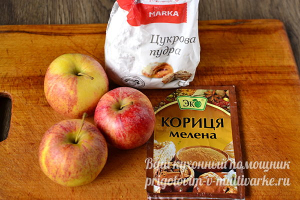 ингредиенты для чипсов