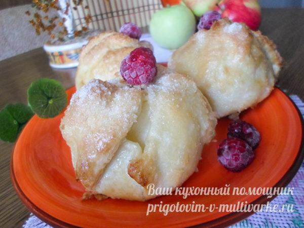 десерт в духовке