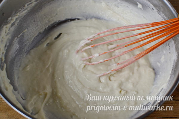 готовое тесто на оладьи