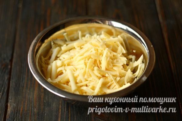 тертый сыр