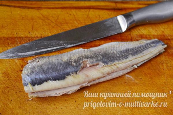 рыба без кожуры