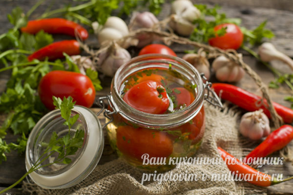 закуска из помидор по ярмянски