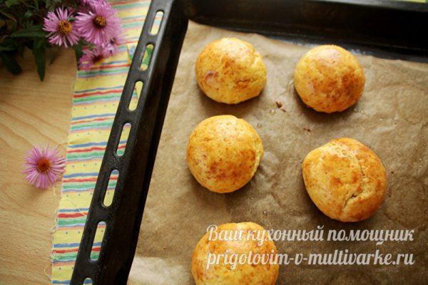 выпекаем булочки в духовке
