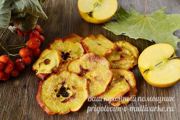 фруктовые сладкие чипсы