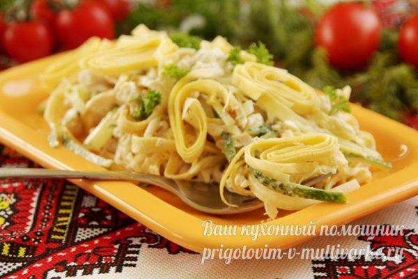 готовый вкусный салат