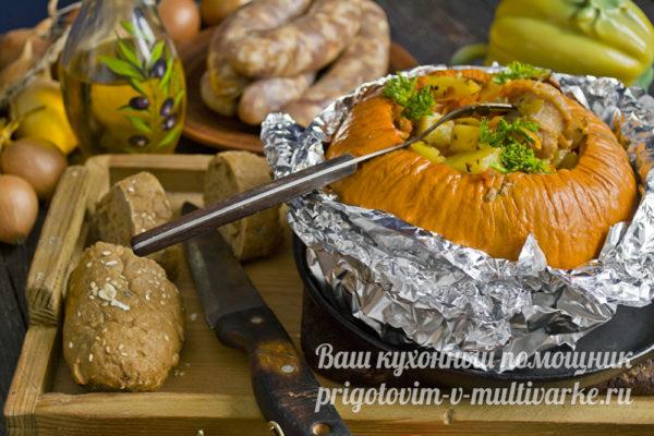 сытное блюдо