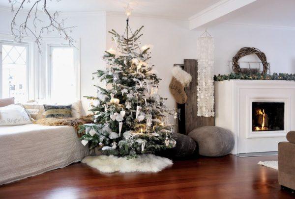 Подготовка дома к Новому году и декор