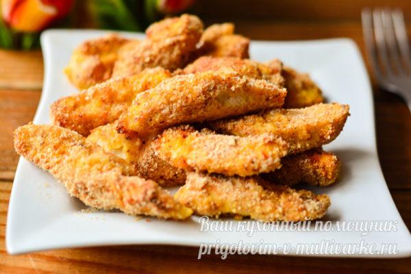 запеченное мясо курицы