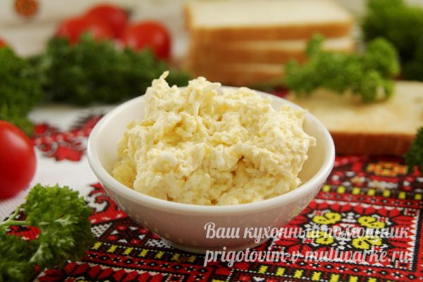 салат-намазка на хлеб