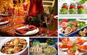 Исключенные блюда из меню на Новый год 2019 год Свиньи