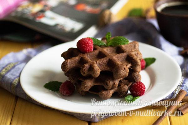 шоколадная вафля