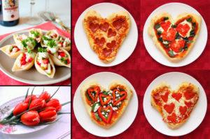 Рецепты на День Святого Валентина: лучшие блюда