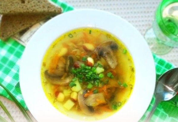 Рецепты простых супов для семьи #7