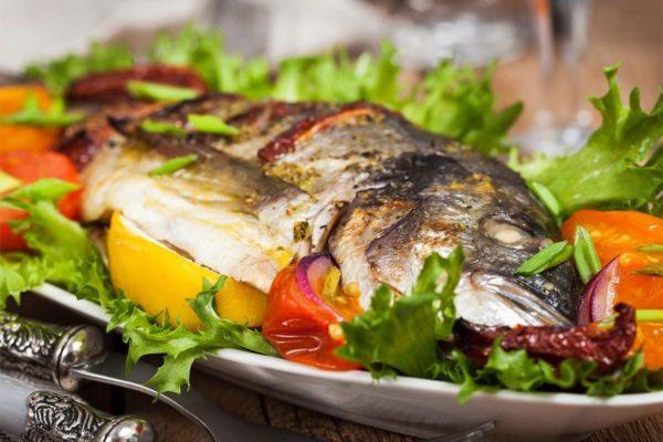 Классический рецепт запечённой рыбы