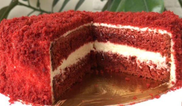 Торт красный бархат классический рецепт