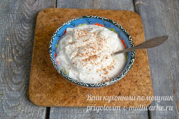 творожный крем для десерта