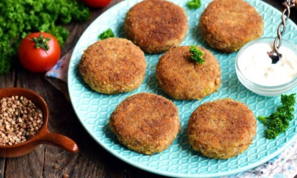 Котлеты из гречки: рецепты с фото простые и вкусные