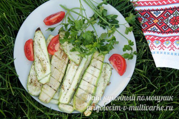 блюдо на пикник