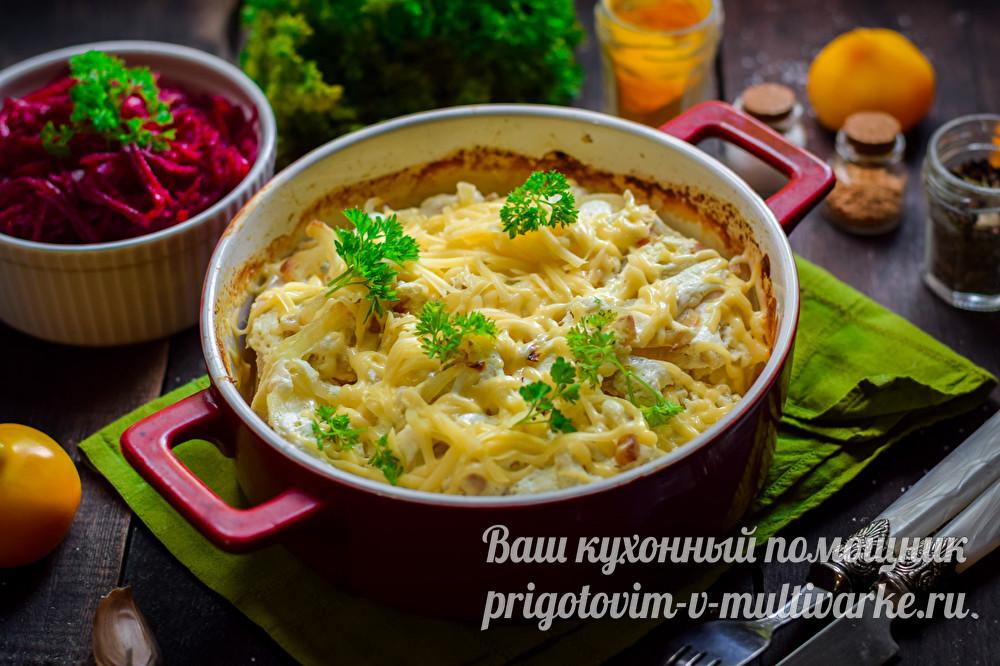 вкусная картошка