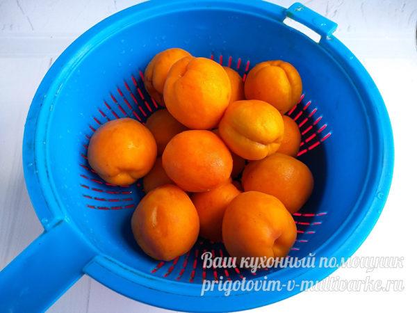 абрикосы