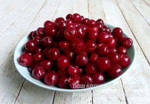 как удалить косточки с вишни