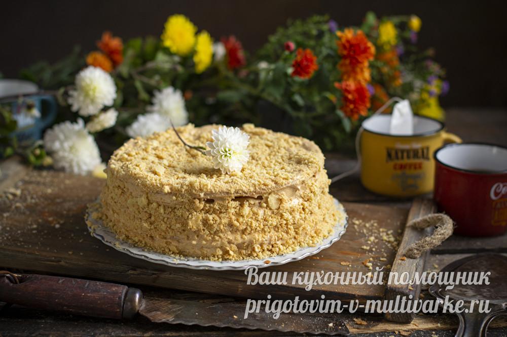"""торт """"Крепвиль"""""""