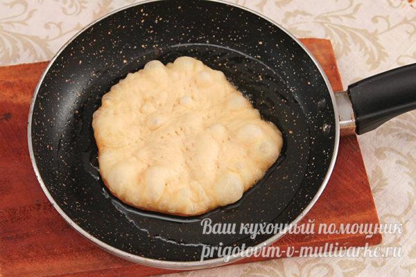на сковороду