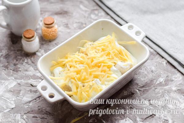 добавляют сыр