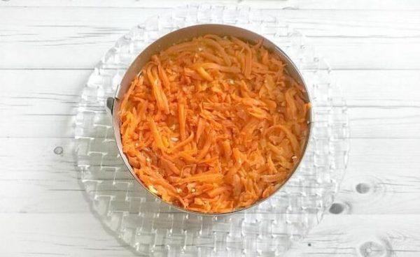 добавьте морковь