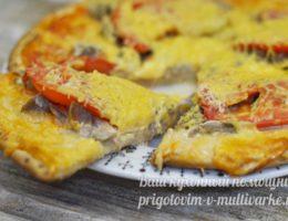 Быстрая пицца за 10 минут