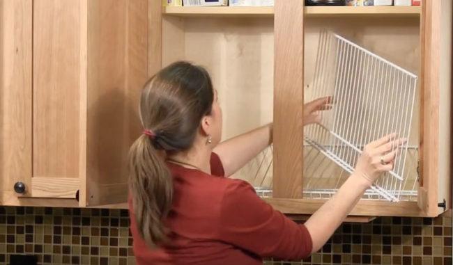Как отмыть кухонный гарнитур от жира