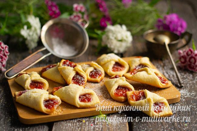 вкусное печенье по домашнему