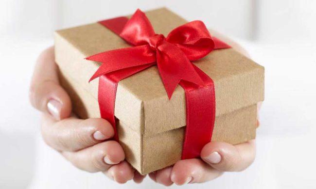 подарки коллегам