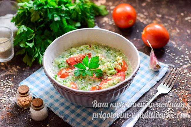 вкусные томаты