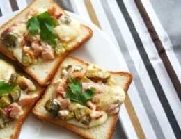 Горячие бутерброды: рецепты с фото в микроволновке