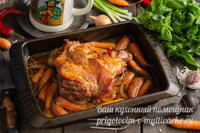 вкусная свинина