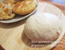 вкусное тесто для беляшей